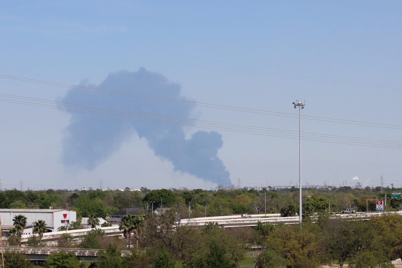 UPDATE: Texas Sues Deer Park Petrochemical Company For Violations Of