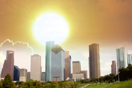 Houston Heat Weather Sun Hot