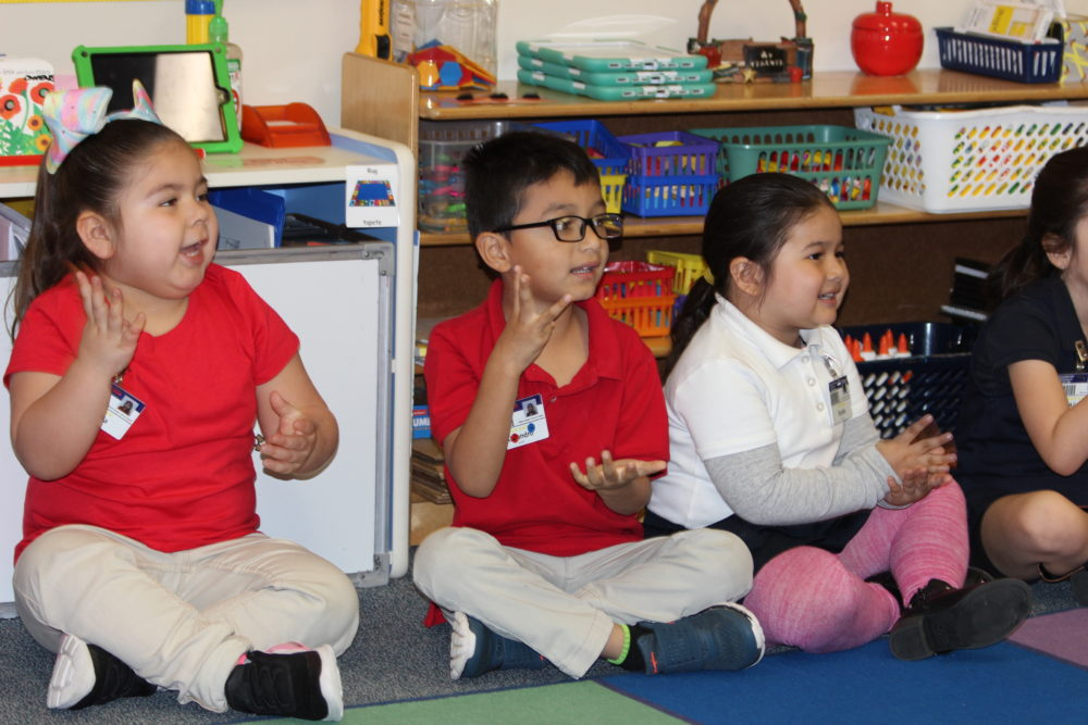 More than 40 percent of students in the Alief Independent School District -- about 20,000 children -- are enrolled in bilingual education, English as a second language or other second language programs.