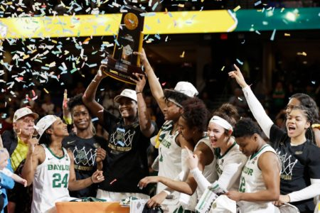 Baylor Lady Bears - NCAA Championship Celebration