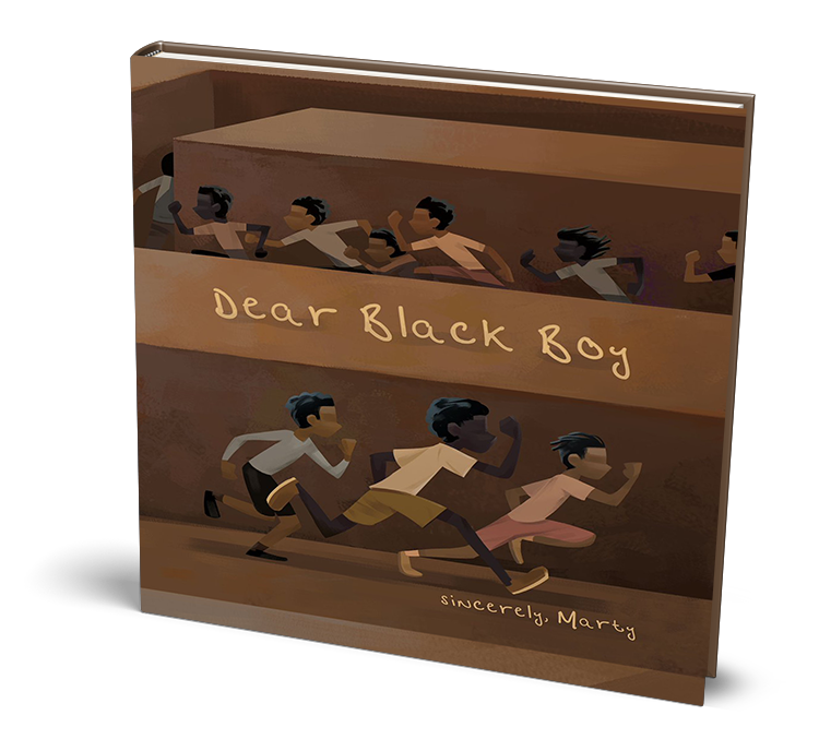 Dear Black Boy - Book