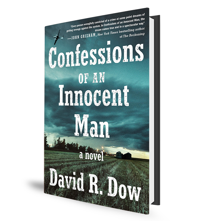 Confessions of an Innocent Man - Book
