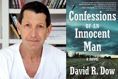 David Dow - Confessions of an Innocent Man - Banner