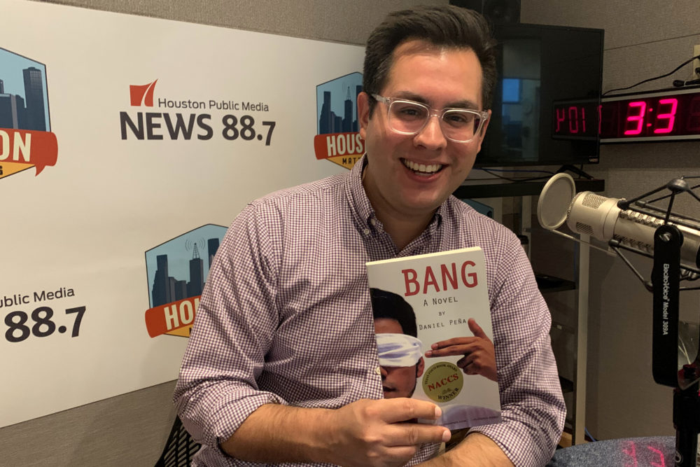 Daniel Pena, author of Bang