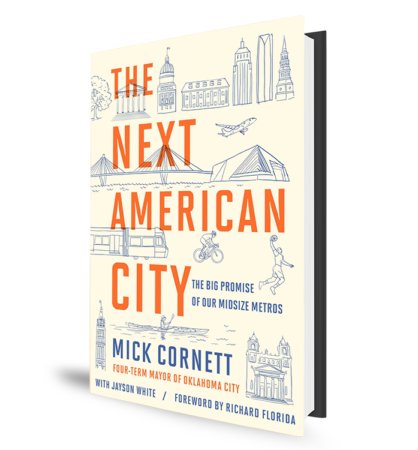 The Next American City - Book