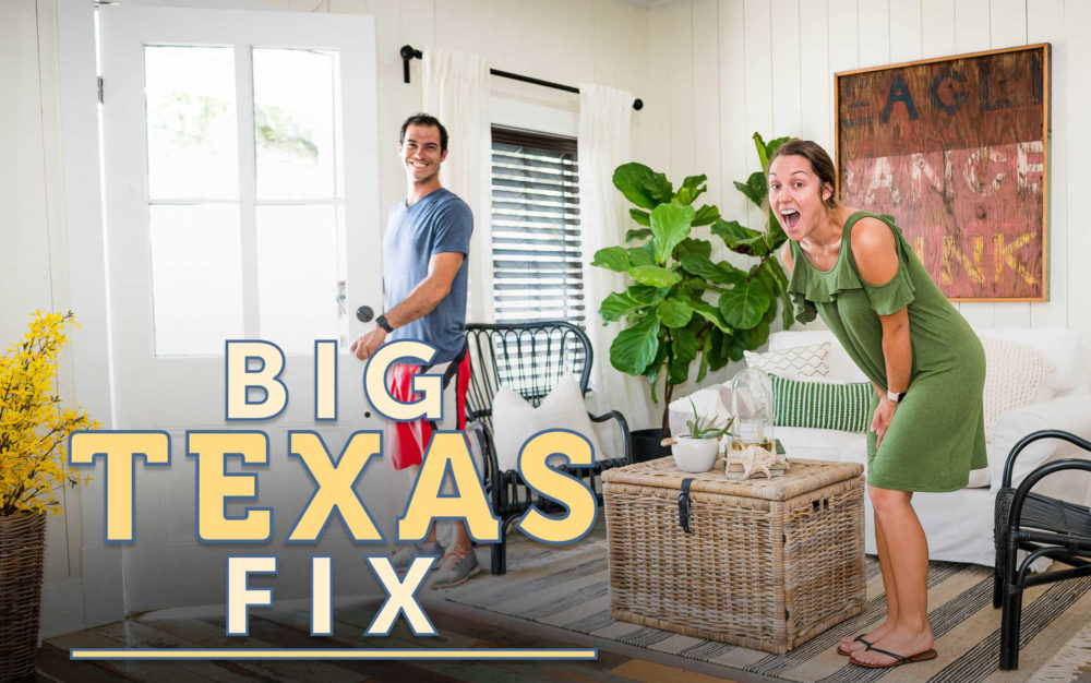Big Texas Fix - Banner