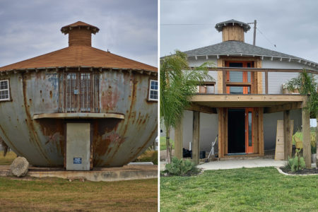 Kettle House - Before And After