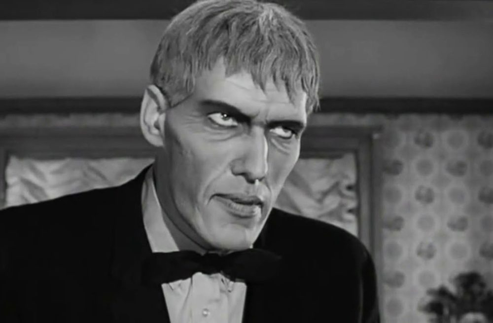 Lurch from The Addams Family