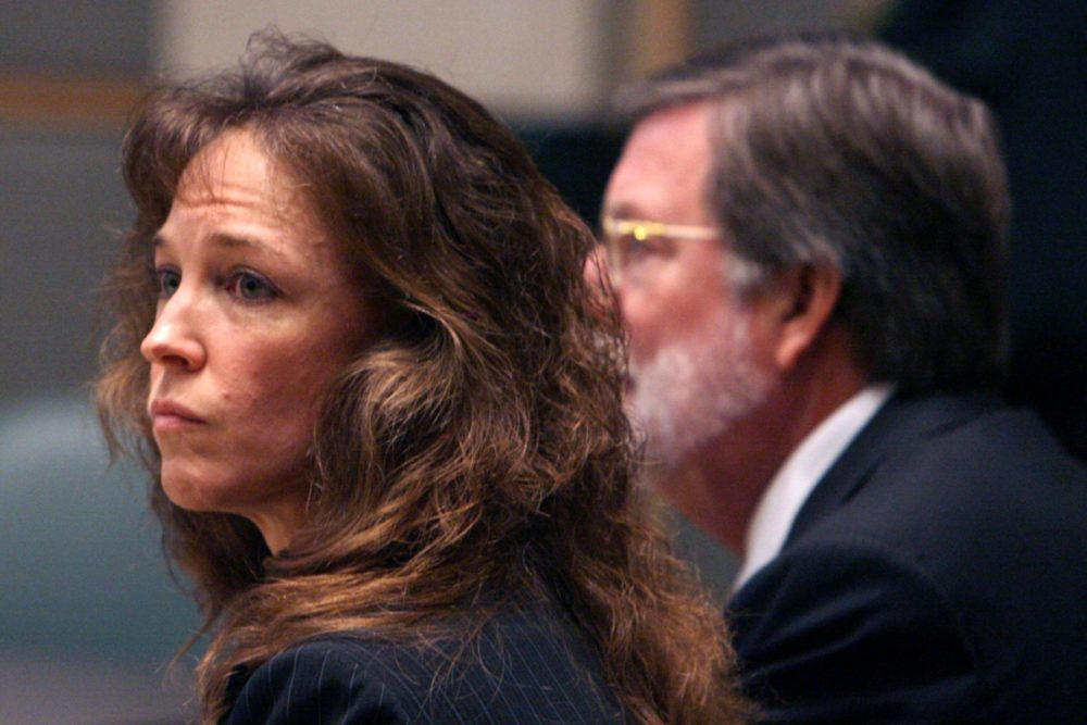Astronaut Lisa Nowak in Court
