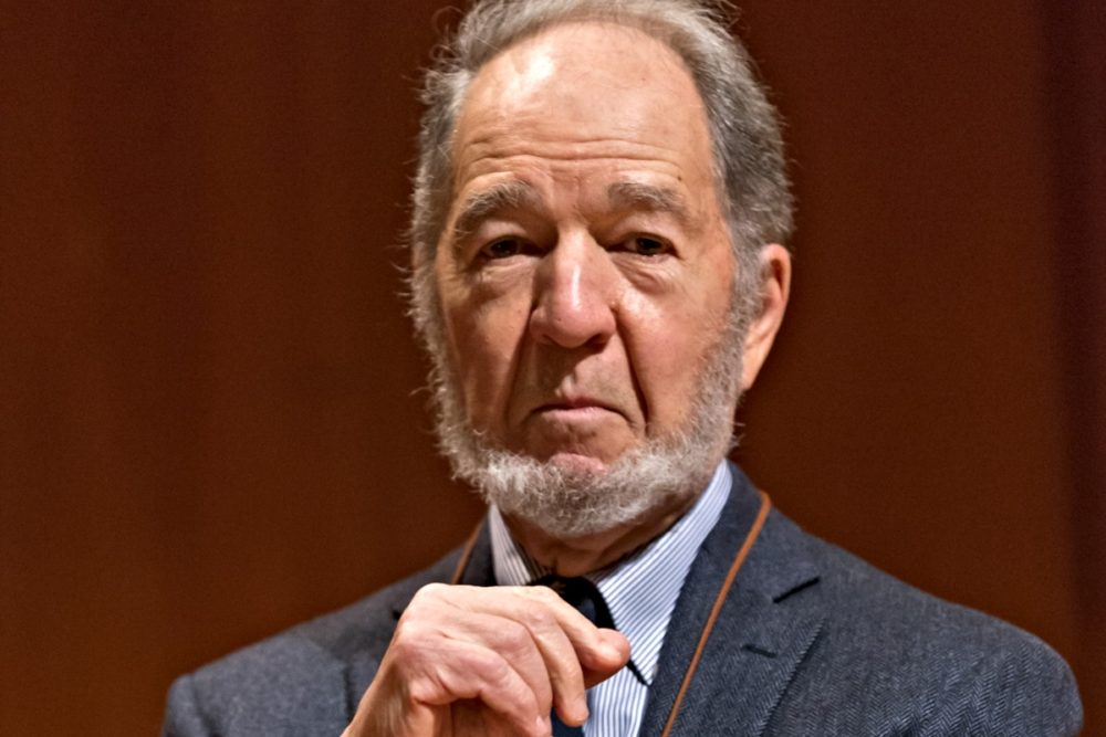 "Jared Diamond, author of ""Guns, Germs, and Steel."""
