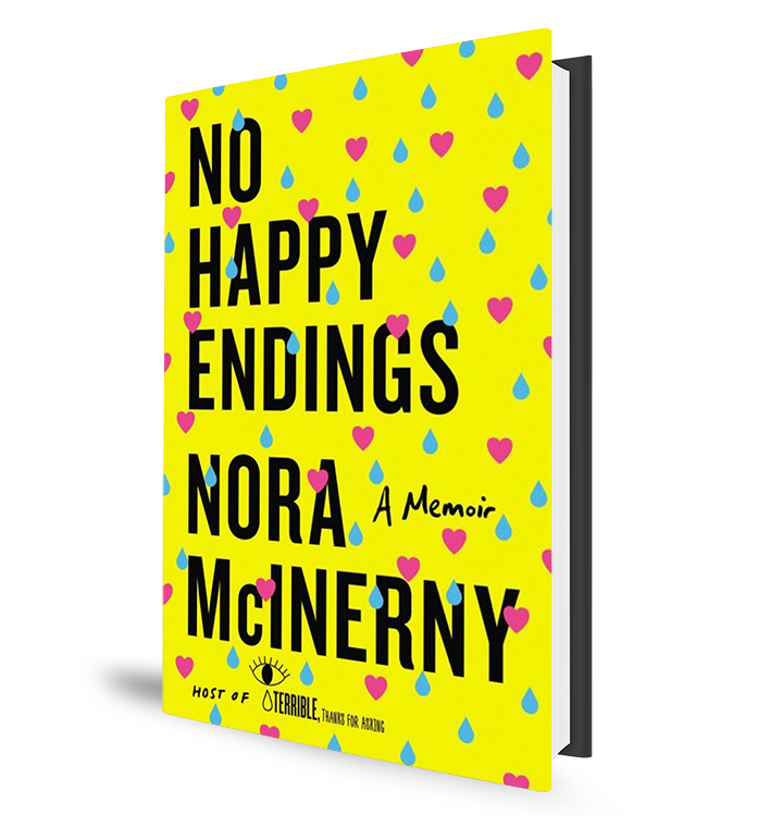 No Happy Endings Book