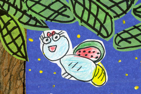 "Ziyah Moore, 1st Grade, ""The Little Firefly"""