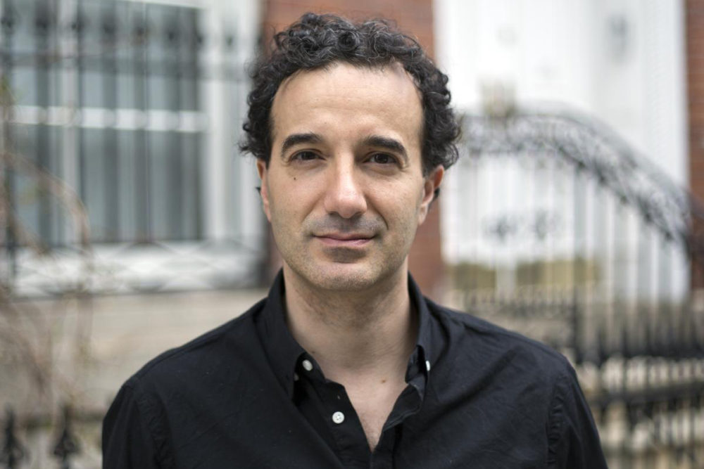 Jad Abumrad, co-host of Radiolab