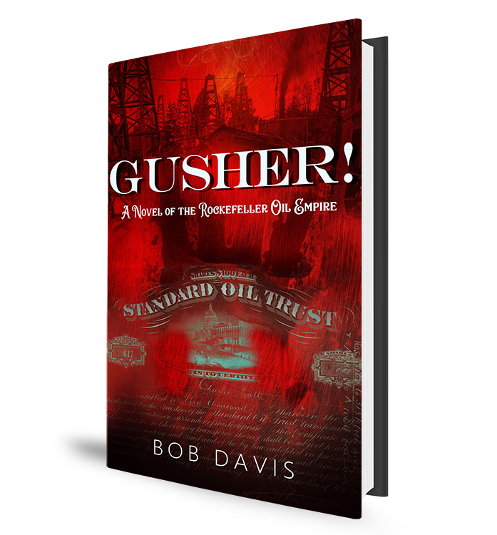 Gusher! Book