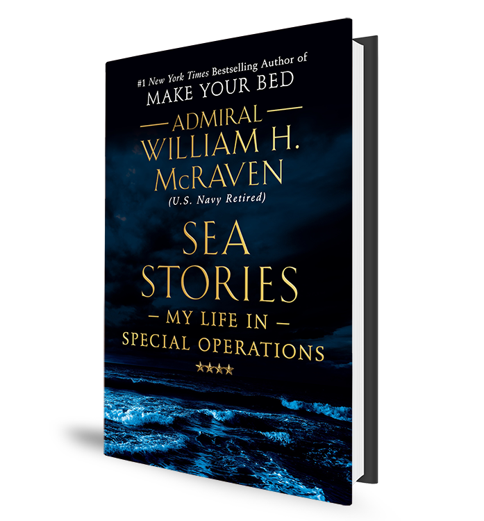 Sea Stories by William McRaven