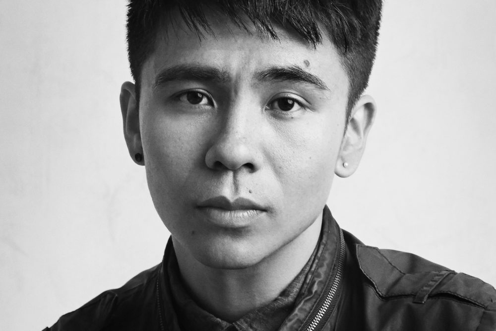 Poet and Author Ocean Vuong