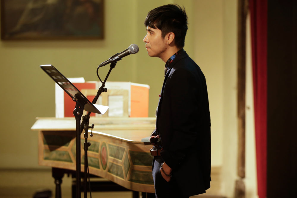 Ocean Vuong Poetry Reading