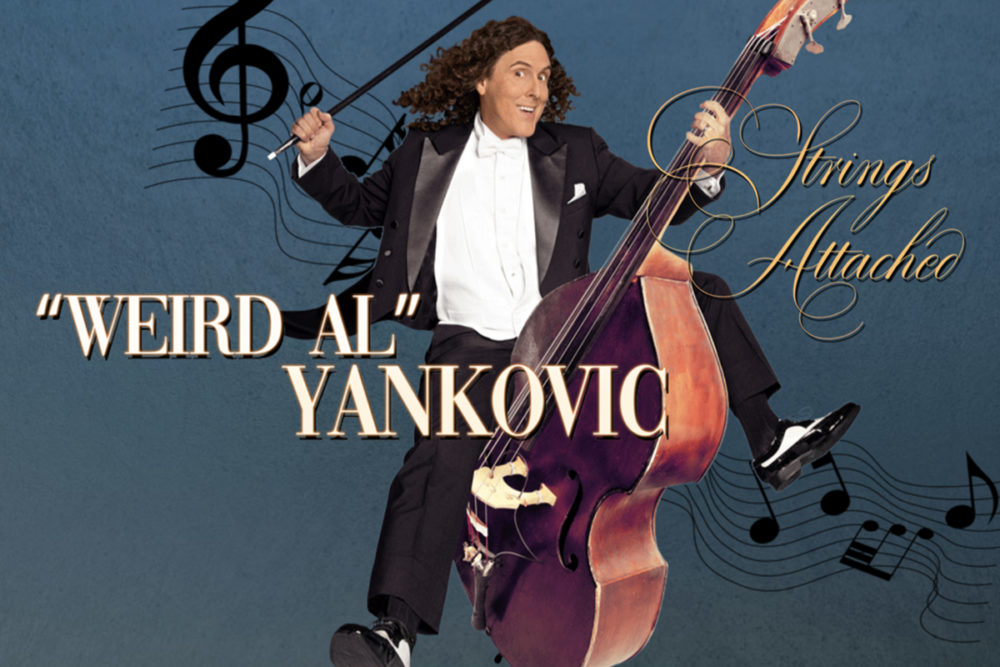 Weird Al - Strings Attached Tour