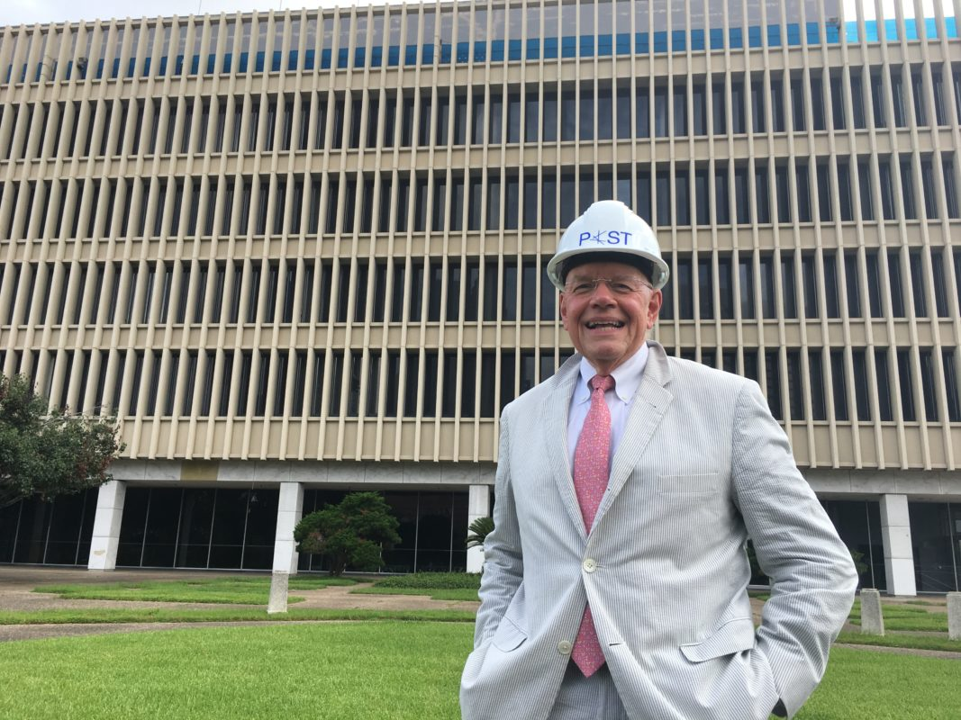 Houston's Former Main Post Office Building Expected To Play A Major