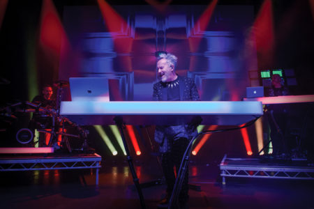 Musician Howard Jones