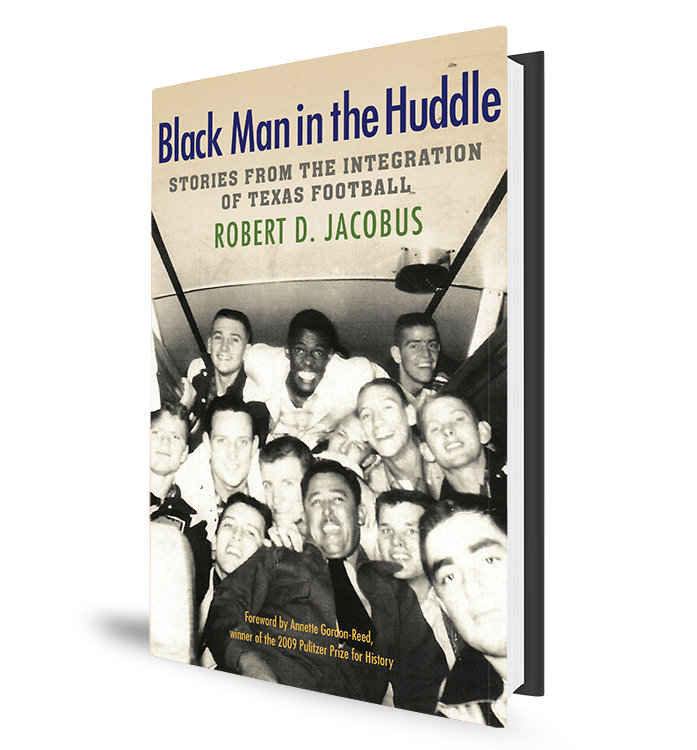 Black Man In The Huddle - Book