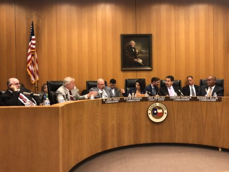 Harris County Commissioners Court