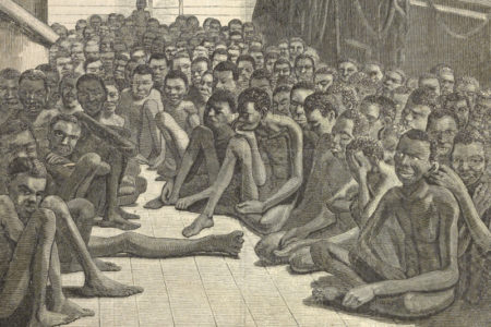 Slave Ship Illustration