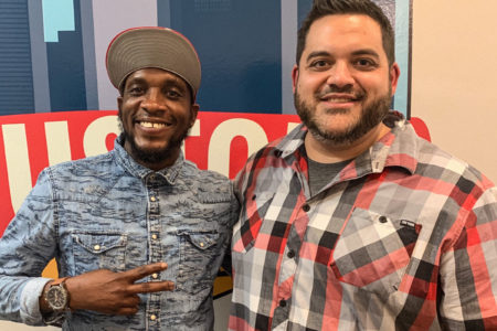 Ali Siddiq and Michael Hagerty