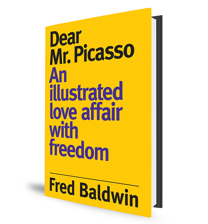 Dear Mr. Picasso Book