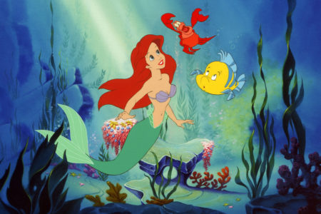 The Llittle Mermaid - Disney