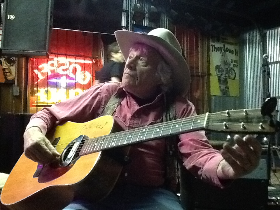 Ramblin' Jack Elliott in Kansas City