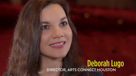 Deborah Lugo, Director, Arts Connect Houston