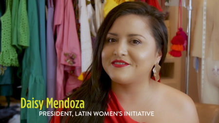 Daisy Mendoza, President, Latin Women's Initiative