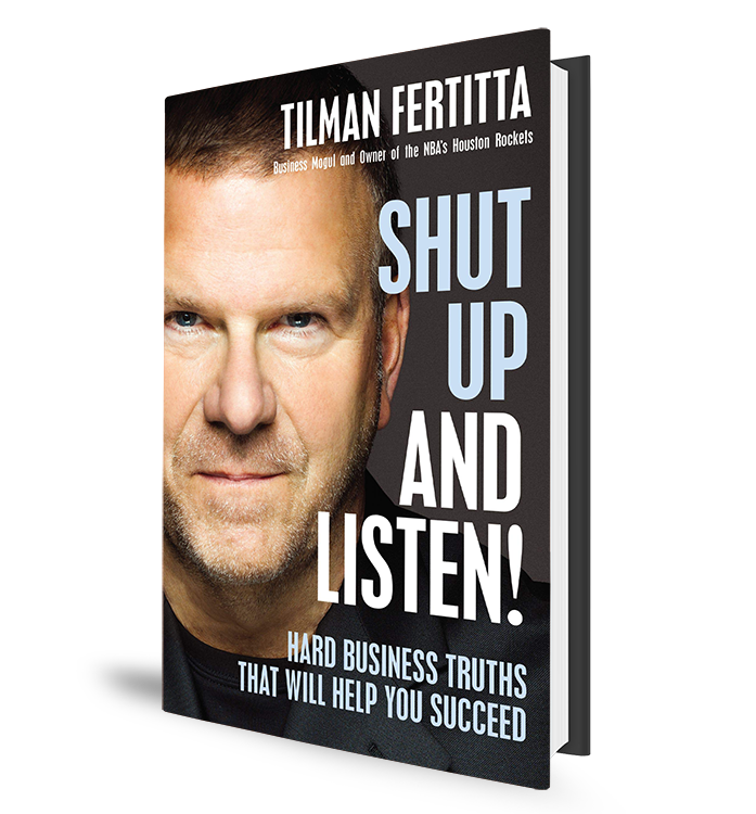 Tilman Fertitta Has Monthly Discussions About Bringing An