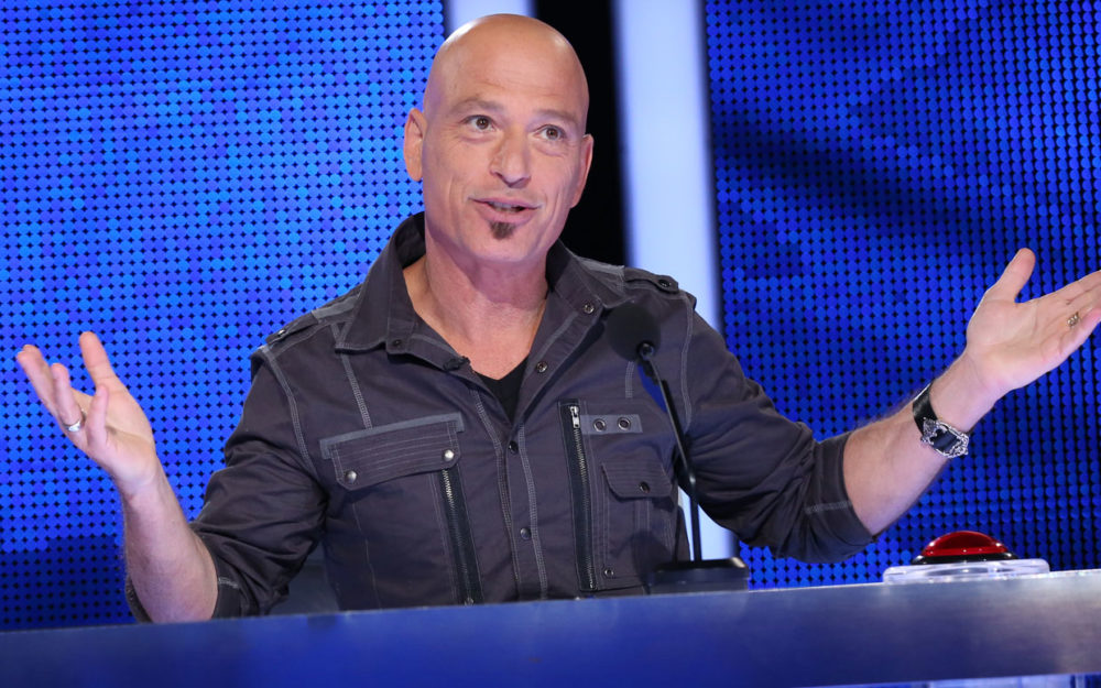 Howie Mandel on Americas Got Talent - NBC