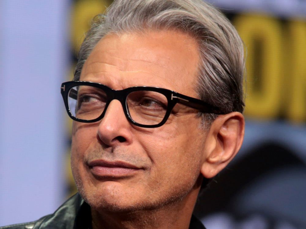 Actor Jeff Goldblum