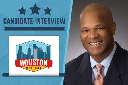 Dwight Boykins - Mayoral Candidate Interview