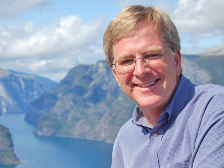 Travel Expert Rick Steves