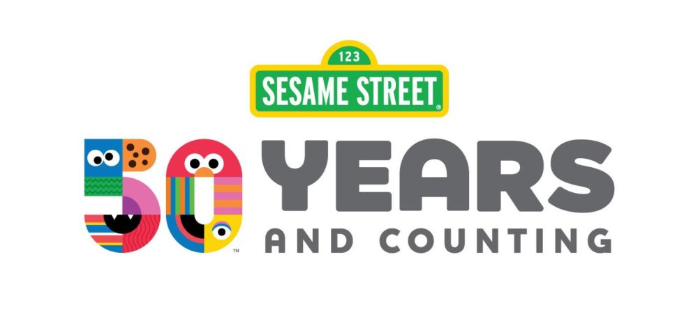 Celebrating 50 years of Sesame Street and counting