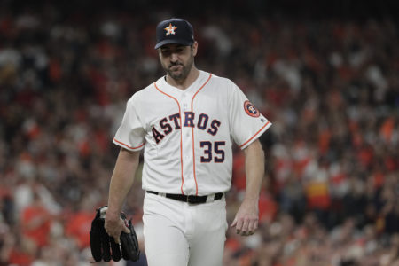 Justin Verlander - World Series Game 6
