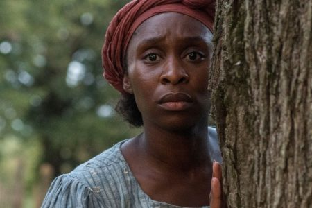 Cynthia Erivo as Harriet Tubman