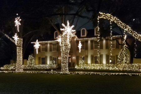 River Oaks Holiday Lights