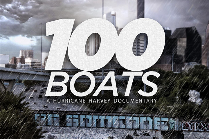 100 Boats Poster Image