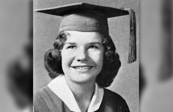 Janis Joplin in High School