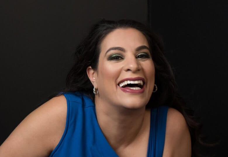 Despite Cerebral Palsy, Comedian Maysoon Zayid Never ...