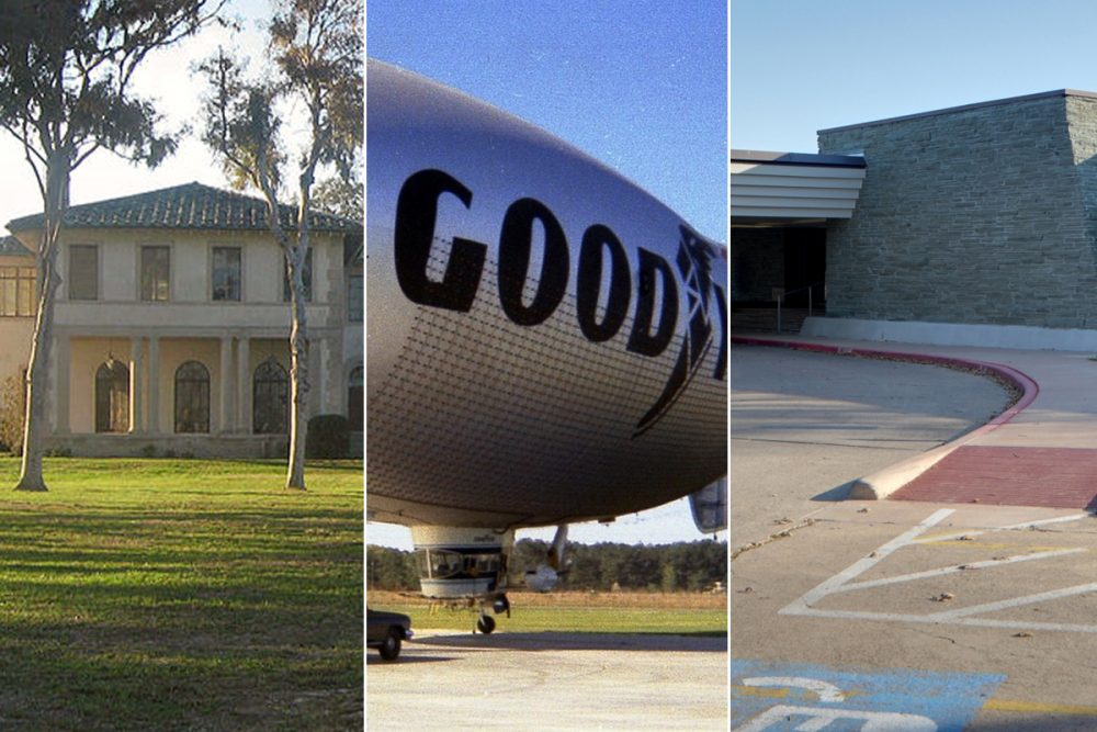 Vanished Houston Landmarks
