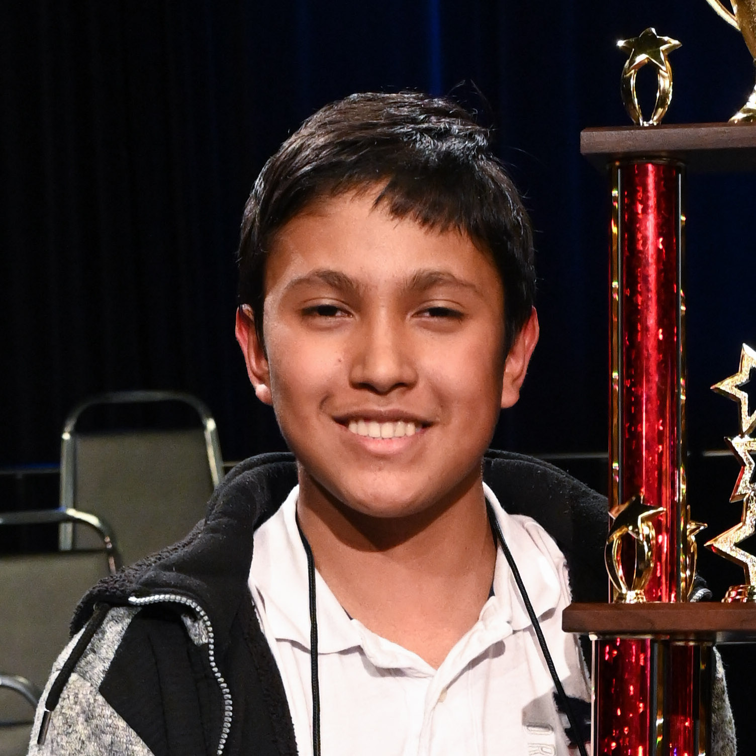 Sajid Fahmid, Runner Up, 2020 HPM Spelling Bee
