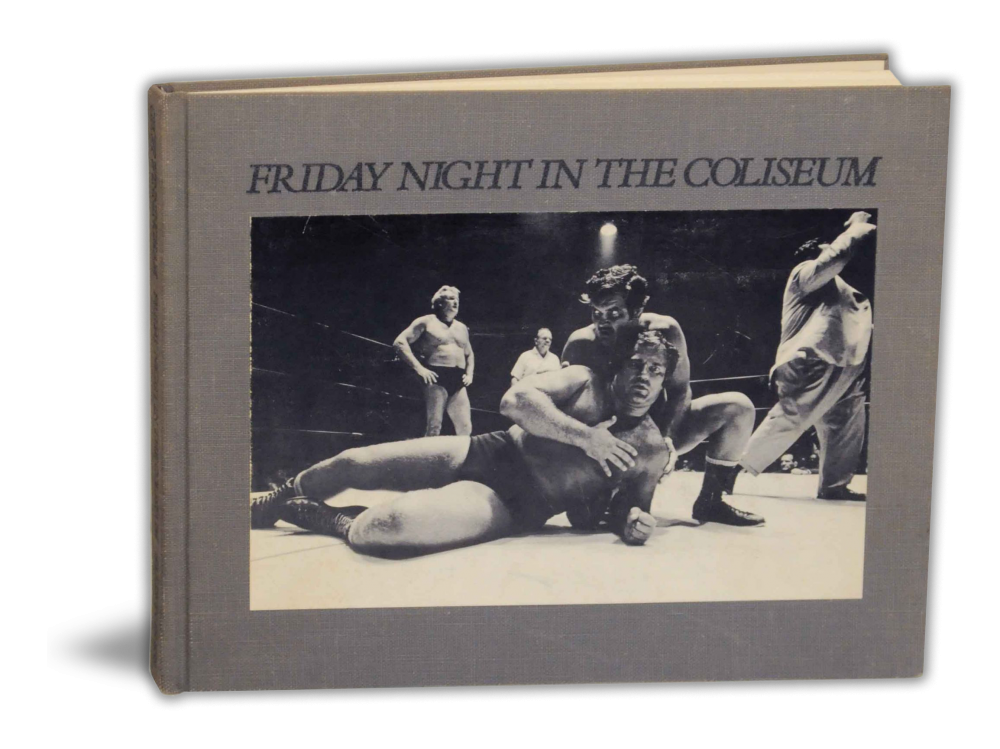 Friday Night in the Coliseum Book
