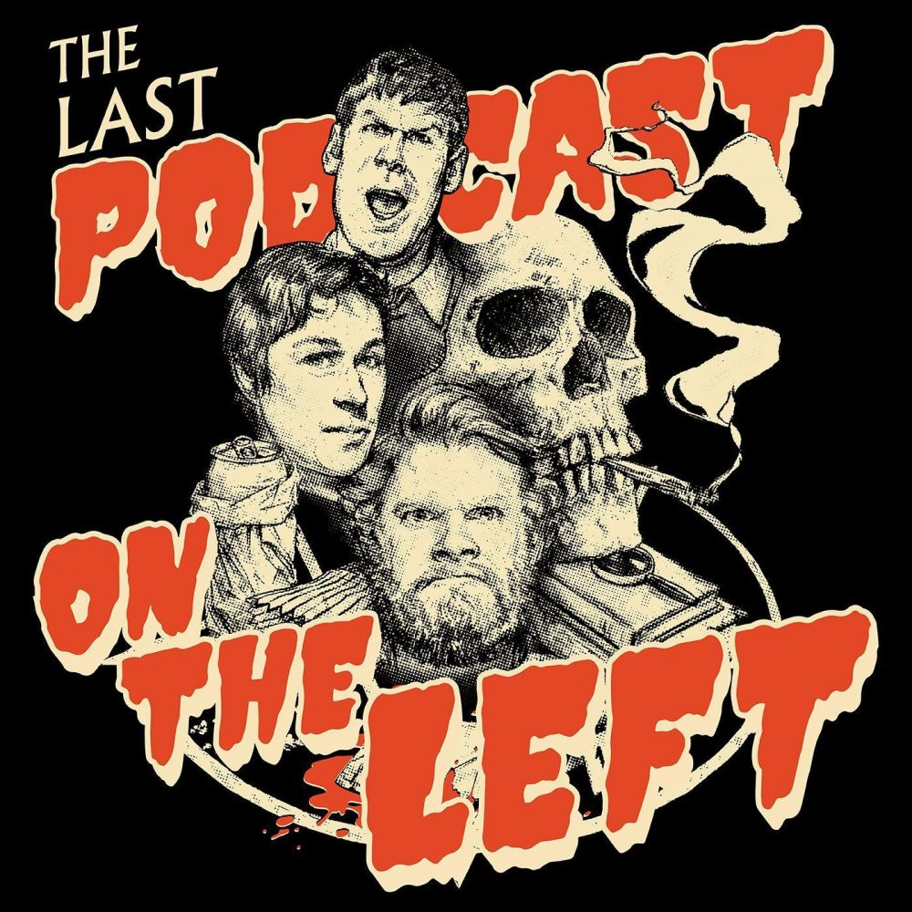 Last Podcast On The Left logo