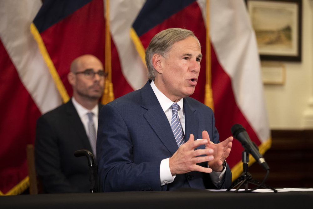 With Abbott S Plans To Reopen Economy Many Texans Still Anxious